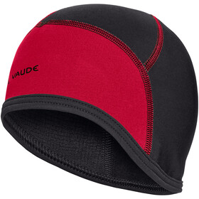 VAUDE Bike III Windproof Cap indian red
